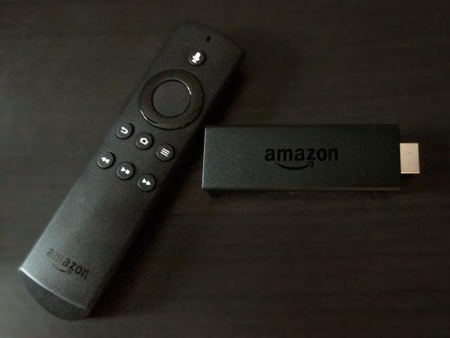 Amazon Fire TV Stick 導入