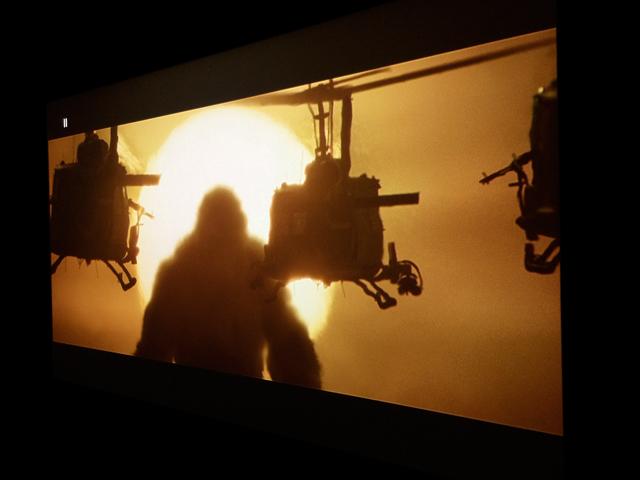 キング・コング:髑髏島の巨神,ホームシアター,3D,映画,感想
