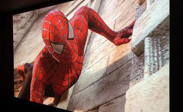 スパイダーマン,ホームシアター,映画,感想