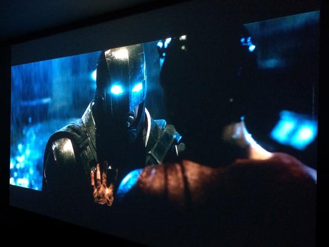 バットマン vs スーパーマン,映画,感想,評価,プロジェクター,3D,ホームシアター