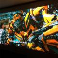 アナモフィックレンズを使ってビデオ・オン・デマンド(VOD)を視聴すると字幕が!