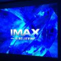 IMAXとオープニング・カウントダウン