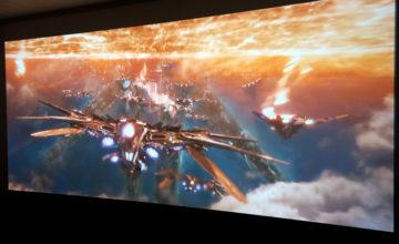 ガーディアン・オブ・ギャラクシー,Guardians of the Galaxy,映画,ホームシアター,プロジェクター,アナモフィックレンズ