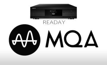 OPPO UDP-205,MQA,アップデート