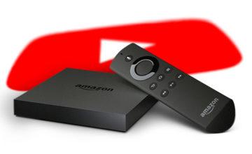 Amazon Fire TV,YouTube,ホームシアター