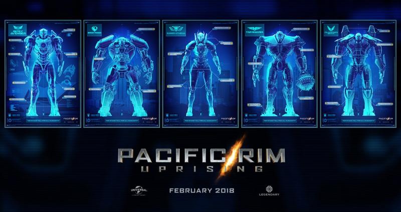 パシフィック・リム:アップライジング,Pacific Rim : Uprising