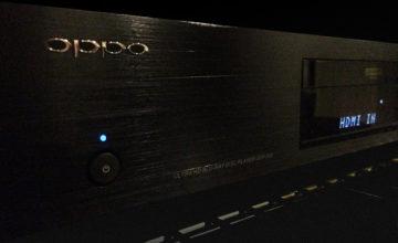 OPPO UDP-203,ホームシアター,プレーヤー