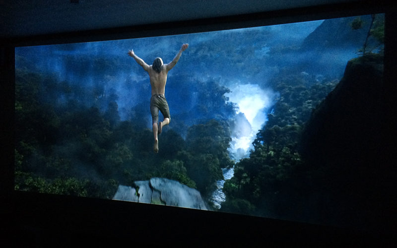 The Legend of Tarzan,ターザン:REBORN,ホームシアター,プロジェクター