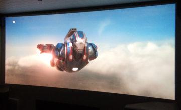アイアンマン3,ホームシアター,プロジェクター
