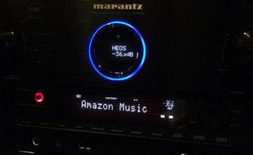 マランツ SR8012,オーディオ,HEOS