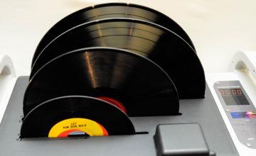 超音波式レコード洗浄機,KA-RC-1