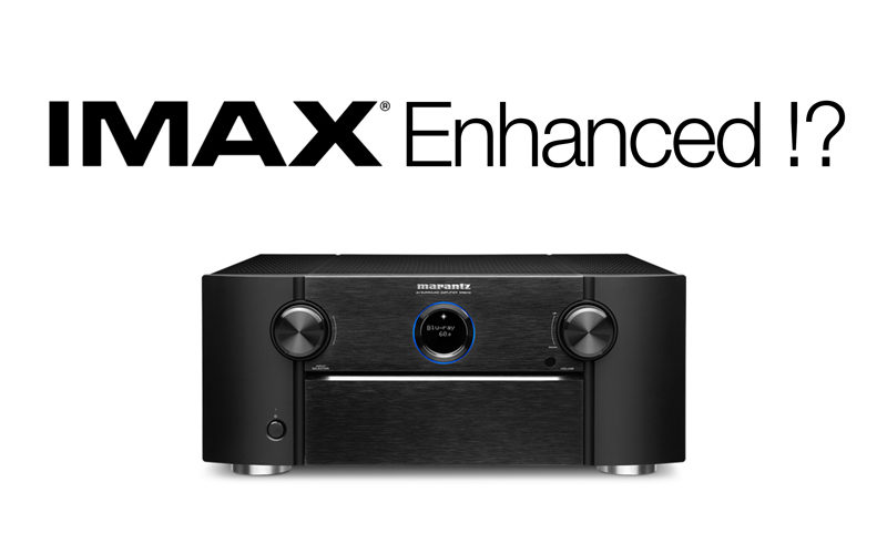 マランツ SR8012 IMAX Enhanced