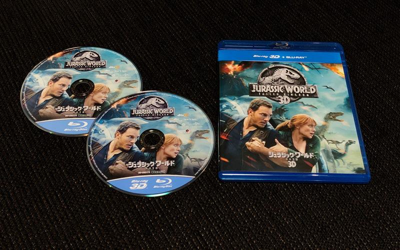 ジュラシック・ワールド/炎の王国,Blu-ray,ホームシアター