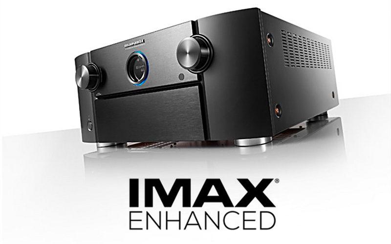 マランツ,AVアンプ,SR8012,IMAX Enhanced