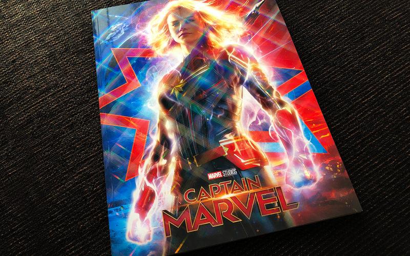 IMAX,キャプテン・マーベル,映画