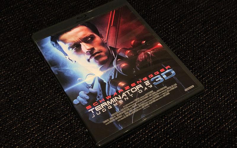 ターミネータ2 3D Blu-ray,映画,ホームシアター