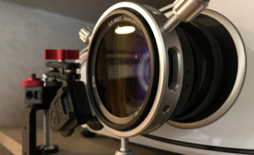 SLR MAGIC Anamorphot 1.33x 50,ホームシアター,プロジェクター,シネスコ