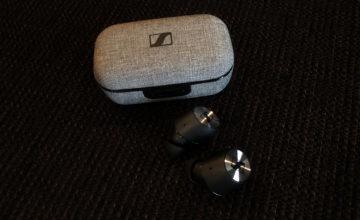 ゼンハイザー,完全ワイヤレス,Bluetooth,イヤホン