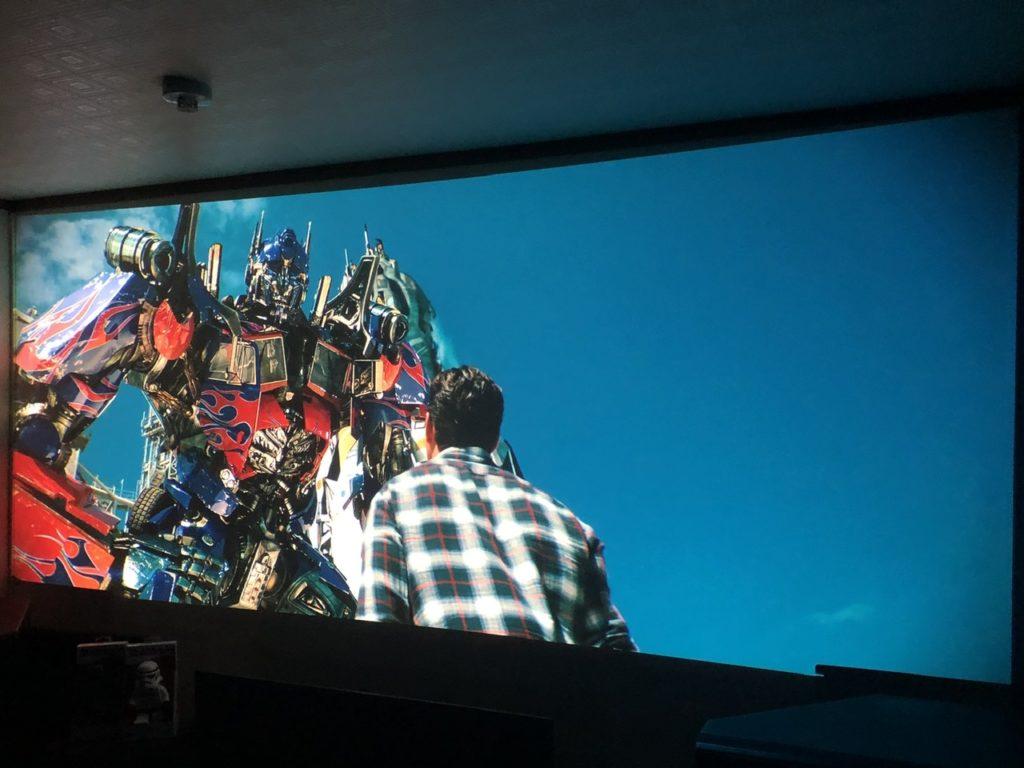 トランスフォーマー /ダークサイド・ムーン,映画,ホームシアター