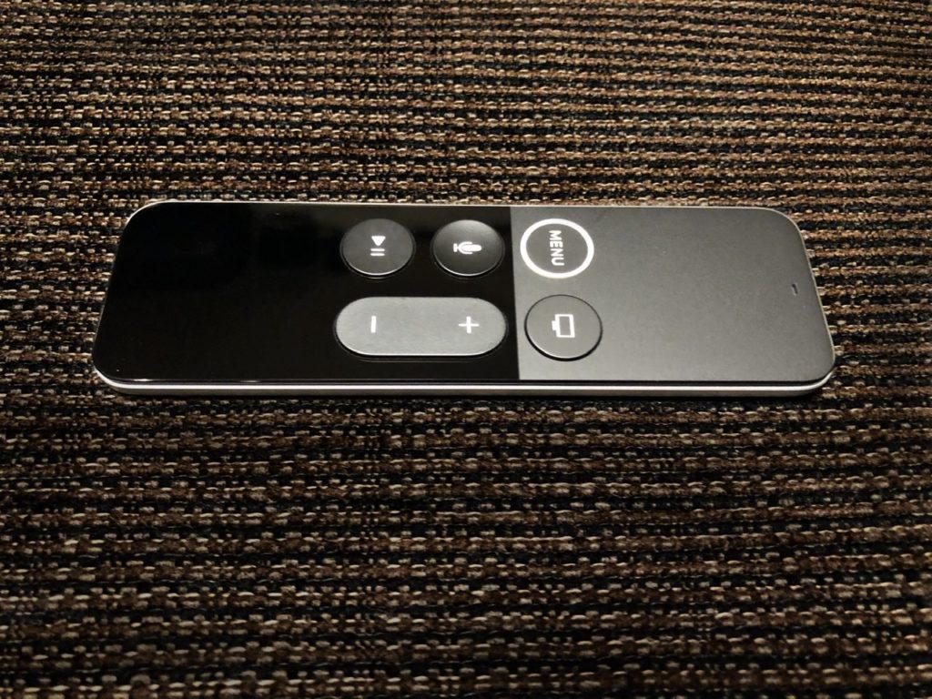 ホームシアター,Apple TV 4K,Siriリモート