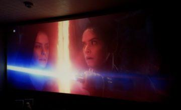 スター・ウォーズ スカイウォーカーの夜明け,star wars ep9,ホームシアター,home theater,映画,家キネマ