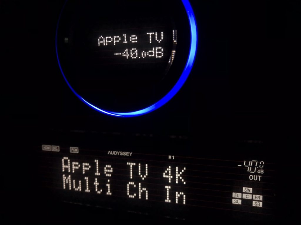 Apple TV 4K,ドルビーアトモス,Dolby Atmos,OPPO