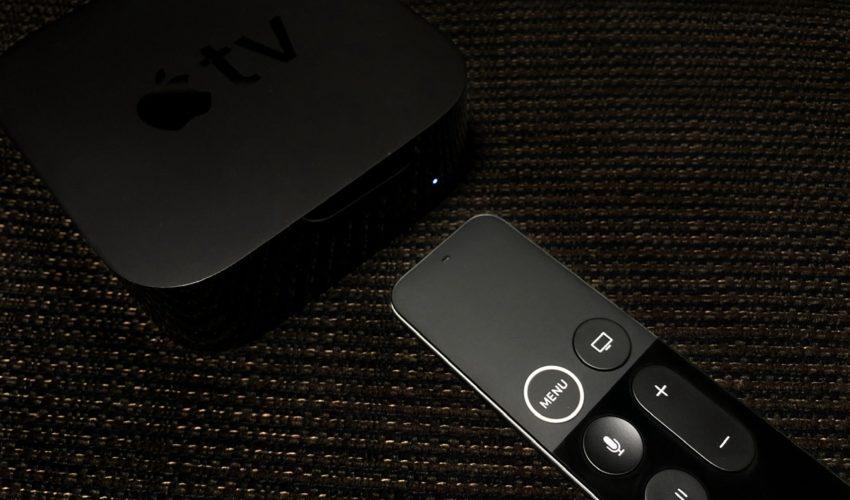 Apple TV 4K,Siriリモコン,ホームシアター