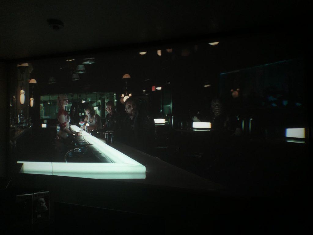 スーサイド・スクワッド, ホームシアター, 映画,プロジェクター