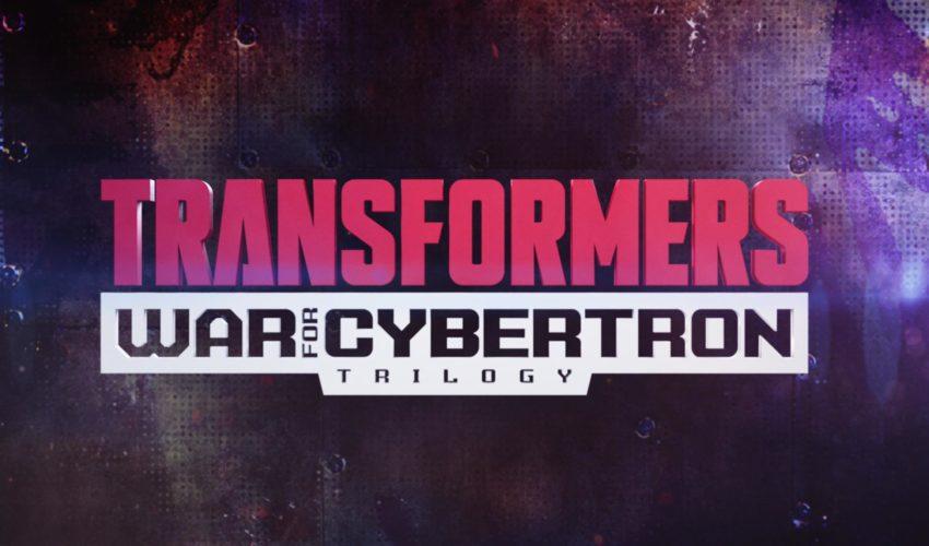 Netflix, トランスフォーマー ウォーフォーサイバトロン トリロジー:シージ