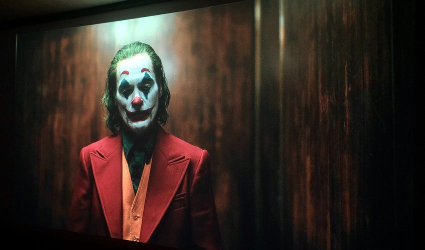 ジョーカー,Joker,映画,ホームシアター