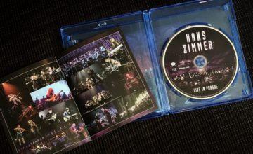 ハンス・ジマー・ライブ・イン・プラハ, Hans Zimmer Live in Prague,Blu-ray,ホームシアター