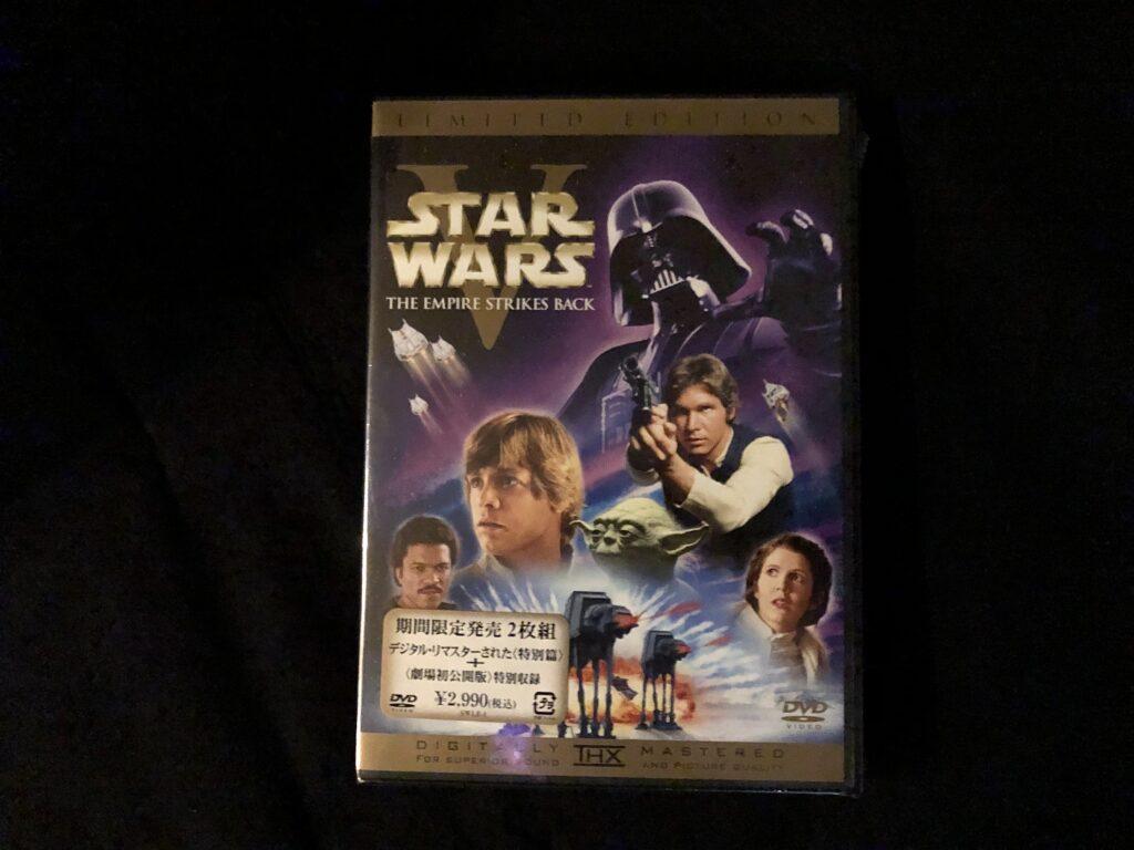 スター・ウォーズ 劇場公開版「帝国の逆襲」DVD