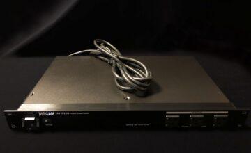 TASCAM AV-P250,パワーコンディショナー,ディストリビューター,電源