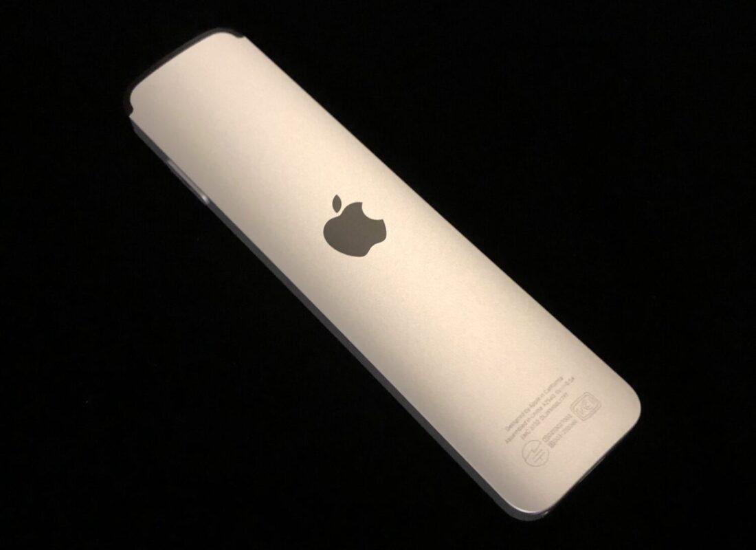 Apple TV 4K,Siri Remote,Apple リモコン