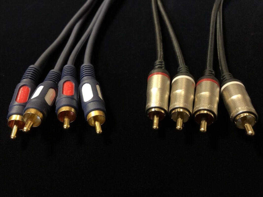 パワーアンプ入力用RCAケーブル,JVCケンウッド,オーディオテクニカ