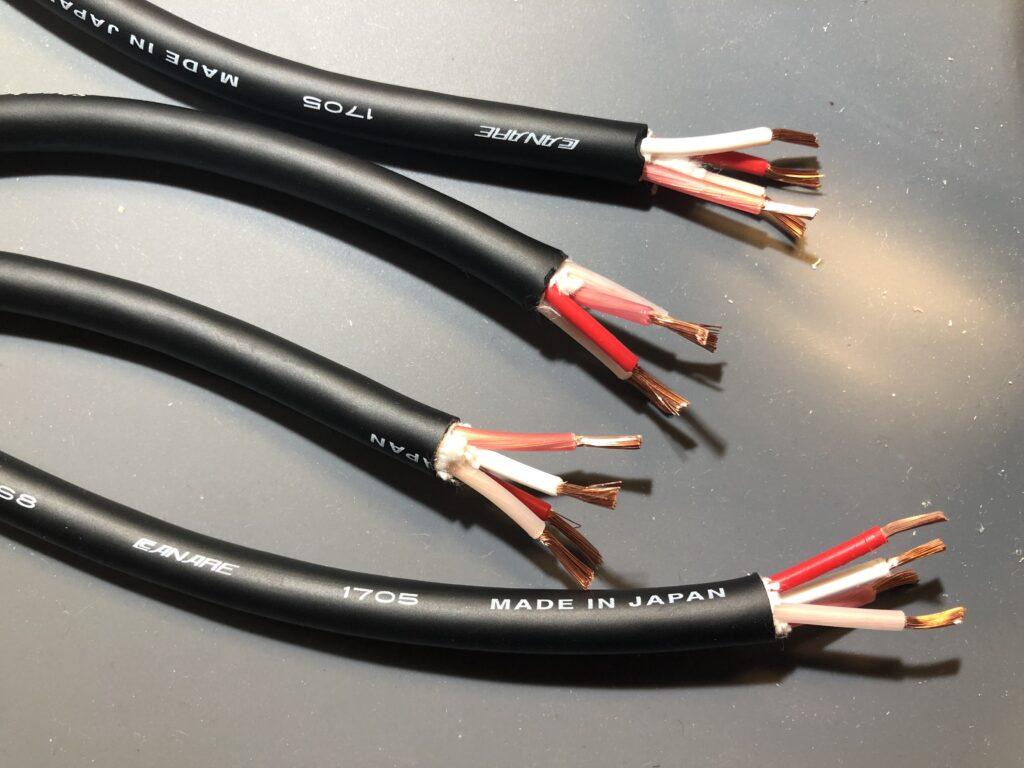 ジャンパーケーブル,スピーカー,バイワイヤリング接続