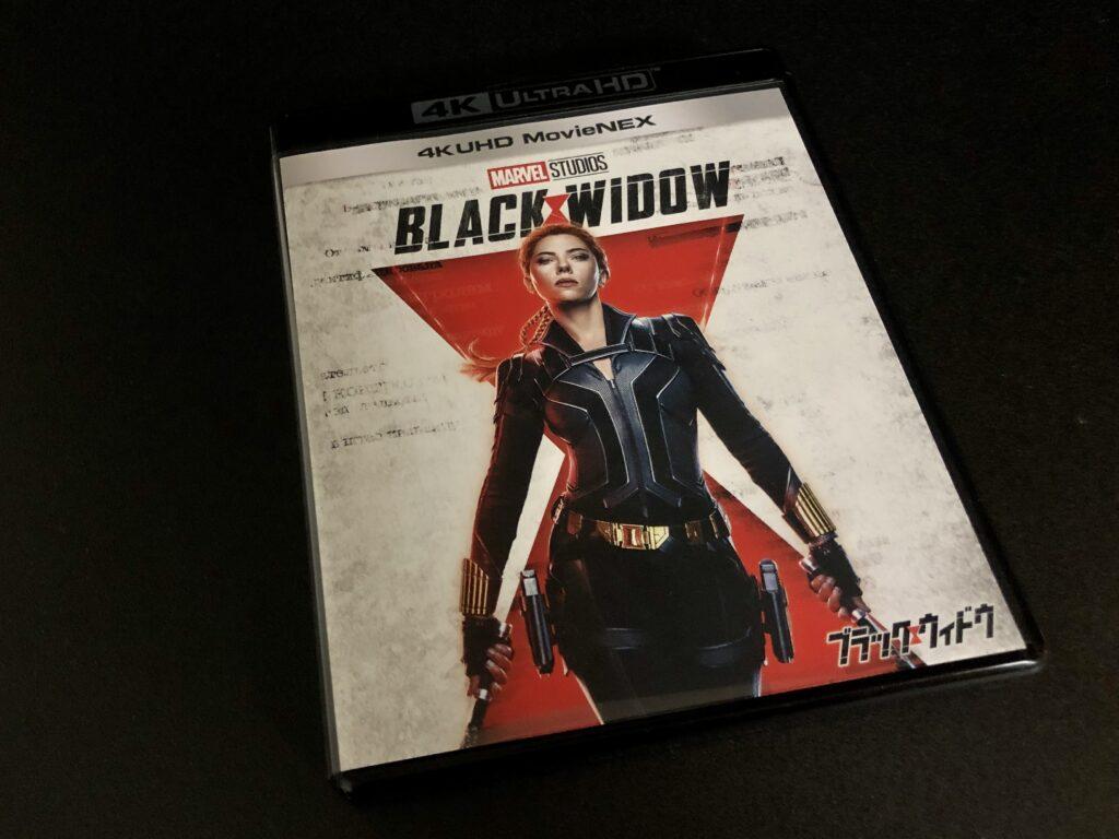 ブラック・ウィドウ,4K UHD,3D