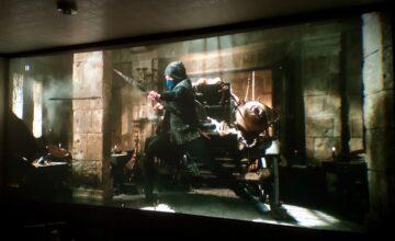 フッド:ザ・ビギニング, Robin Hood,映画,ホームシアター,プロジェクター